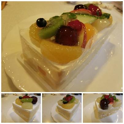かまどのケーキ