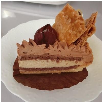 マロンチョコタルト