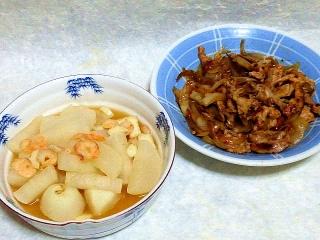 160129_3740大根のシーフードあんかけ・豚肉の玉葱生姜炒めVGA