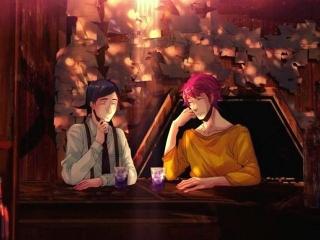 160206「アニメ・この男子、魔法がお仕事です。」VGA