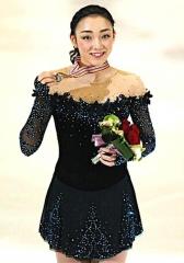 160220フィギュアスケート四大陸選手権女子総合3位の本郷理華選手m_jiji-0020857658_480x685