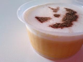 ローソン 北海道産えびすかぼちゃのプリンaa