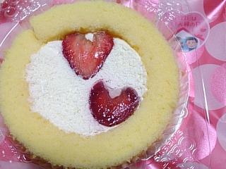 ローソン プレミアムロールケーキa