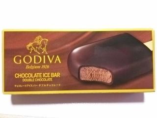 セブンイレブン ゴディバ チョコレートアイスバー ダブルチョコレート