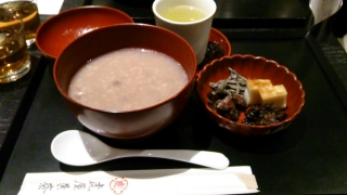 虎屋菓寮 あずき粥¥1188