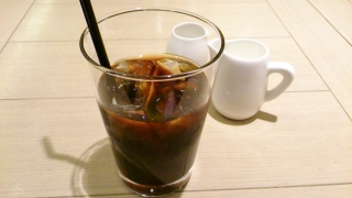 HATAKE CAFE アイスコーヒー¥729