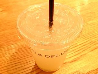 ディーン&デルーカ レモネード ¥410