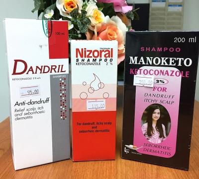 Ketoconazole shampoo1