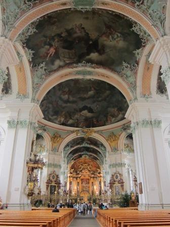 サンクトガレン大聖堂 (1)