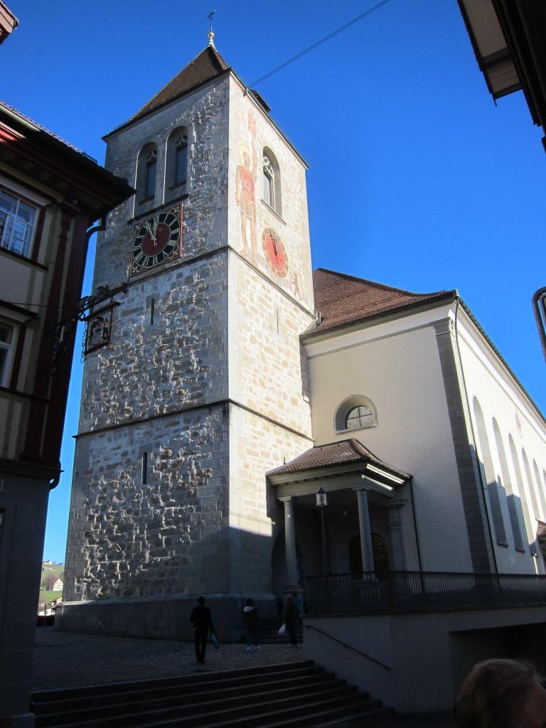 アッペンツェル教会 (1)