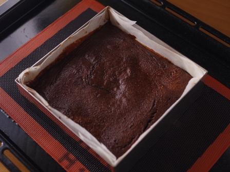簡単チョコレートタルト04