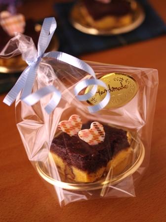 簡単チョコレートタルト07