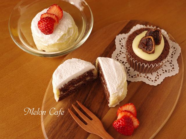 ホットケーキミックスで作る白いガトーショコラ18