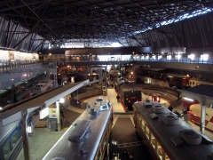 鉄道博物館_館内俯瞰