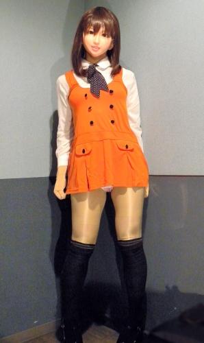 オレンジワンピ6