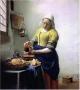 フェルメールの牛乳を注ぐ女