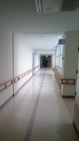 真砂コミュニティ廊下