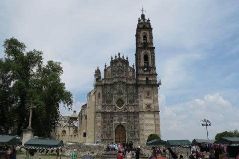 iglesia fransisco javier