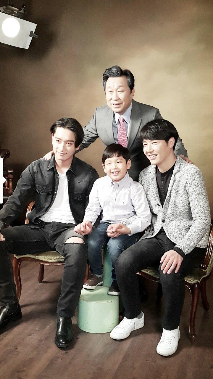 ナムジョンギ家族
