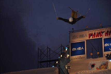 スキーモーグル2