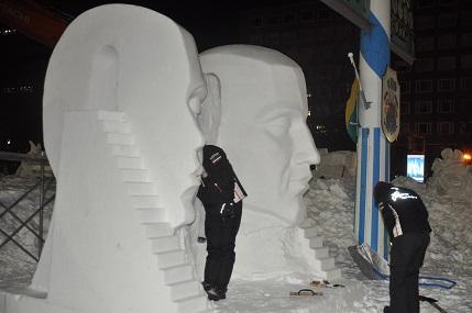 雪祭り16