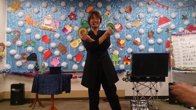 あいハート須磨デイサービスセンター,老人ホーム,高齢者向け,マジシャン派遣,出張パフォーマンス,みっきゅん,神戸市須磨区,関西