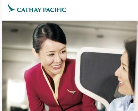 キャセイパシフィック航空MUFGカードプラチナアメリカンエキスプレスカード