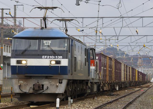 Dec1215 JR Freight EF210138 1