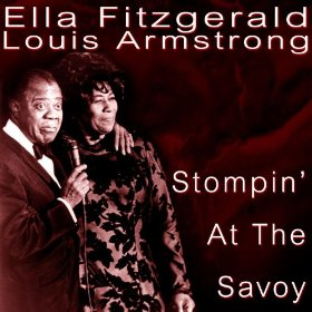 Ella Fitzgerald(Stompin' at the Savoy)