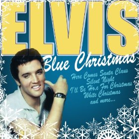 Elvis Presley(Blue Christmas)