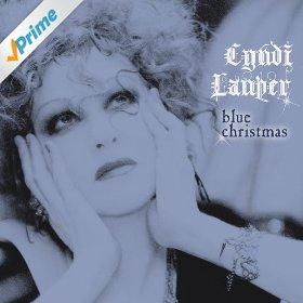 Cyndi Lauper(Blue Christmas)