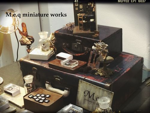 M.e.q miniature works