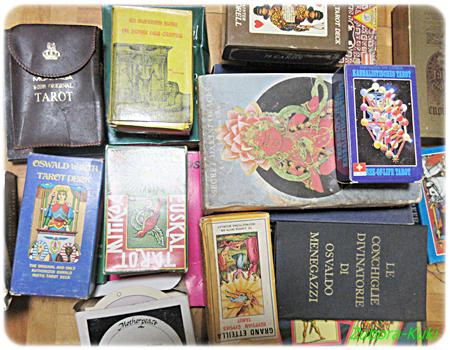 タロットカードコレクション
