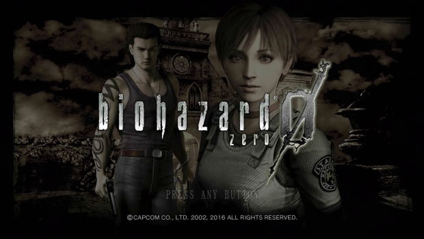 biohazard 0 HD REMASTER_20160121000802