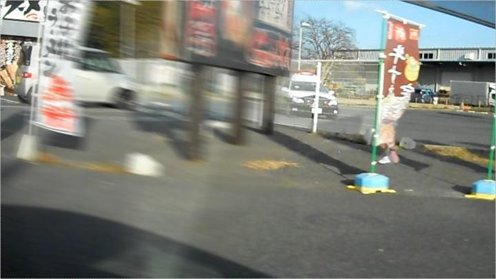 すき家犢橋店横の一時停止違反取締り、取り締まり現場から見たパト2