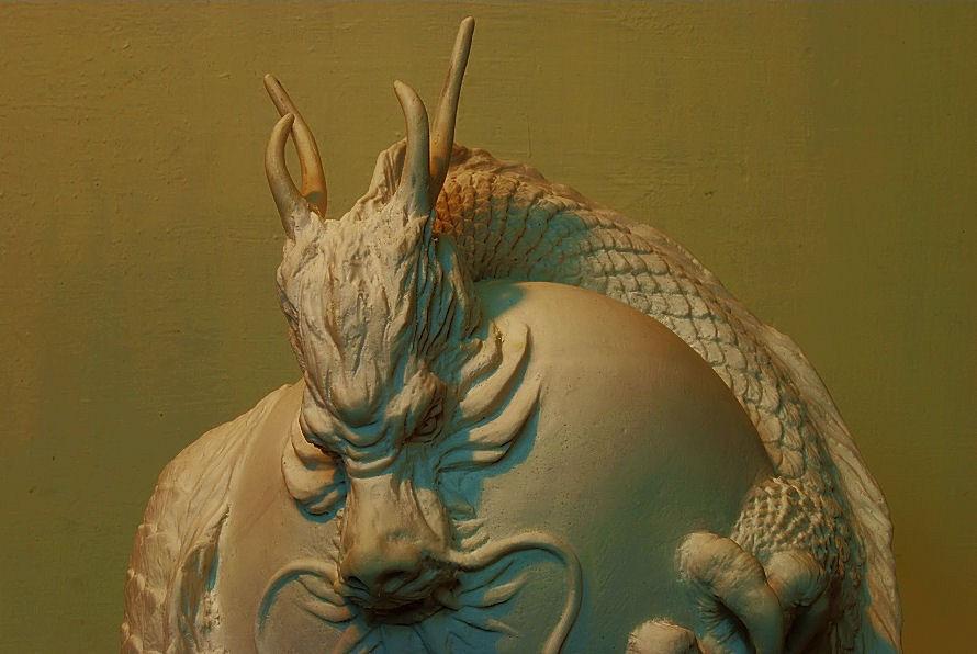 龍昇卵 石膏部分2011年11月17日