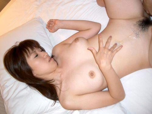 お尻ぶっかけや顔射で女の子がスペルマまみれになってるエロ画像 37枚 No.22