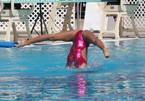 【即シコ】女子スポーツ選手の美しい筋肉と露出エロ画像 39枚 No.2