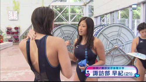 【即シコ】女子スポーツ選手の美しい筋肉と露出エロ画像 39枚 No.22