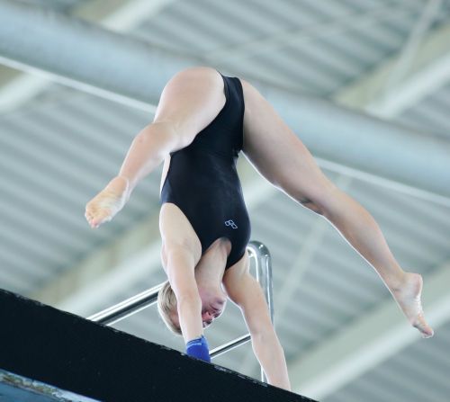 【即シコ】女子スポーツ選手の美しい筋肉と露出エロ画像 39枚 No.31