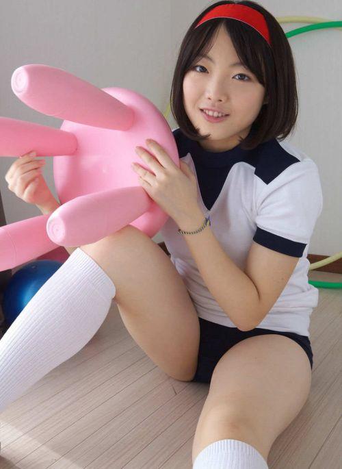 【画像】女子高生のブルマを楽しんだ世代はこのエロさ分かるよな? 36枚 No.19