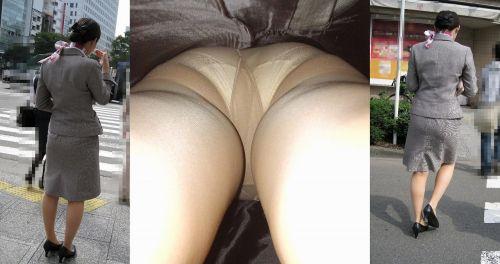【画像】街中でOLさん達のスカートを逆さ撮り盗撮! 44枚 No.3