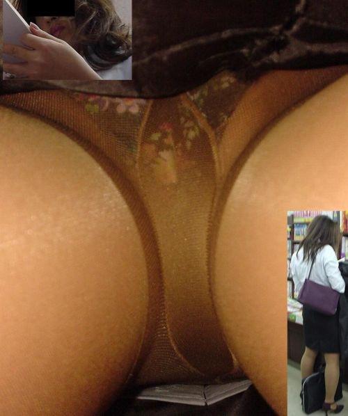 【画像】街中でOLさん達のスカートを逆さ撮り盗撮! 44枚 No.7