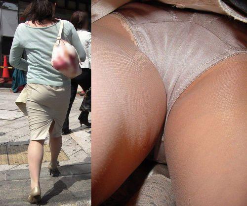 【画像】街中でOLさん達のスカートを逆さ撮り盗撮! 44枚 No.9