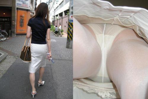 【画像】街中でOLさん達のスカートを逆さ撮り盗撮! 44枚 No.11