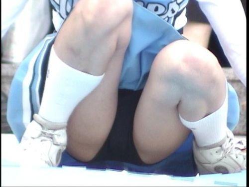 【エロ画像】チアリーダーのお尻、お腹、脇とかが最高に抜ける件! 36枚 No.5