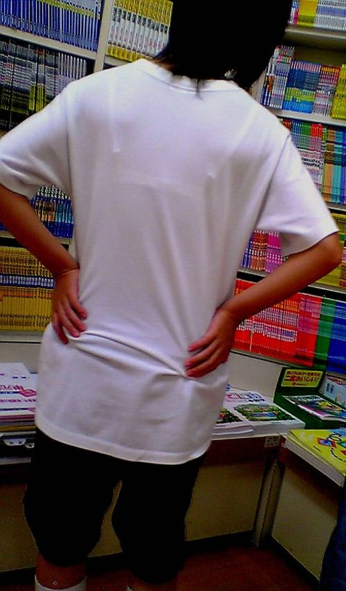セーラー服が透けて乳首が見えることもあるJKの透けエロ画像 43枚 No.10