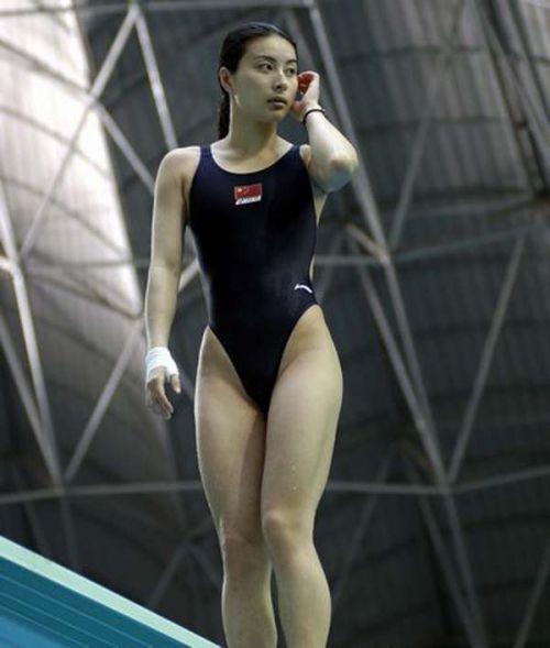 【盗撮画像】引き締まった女子スポーツ選手の体エロ過ぎ! 36枚 No.21