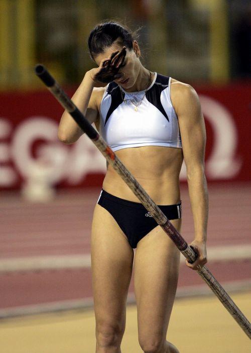 【盗撮画像】引き締まった女子スポーツ選手の体エロ過ぎ! 36枚 No.29