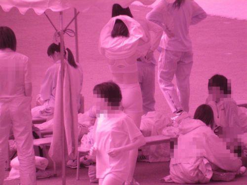 【画像】赤外線カメラ凄すぎ!盗撮された女子アスリートがモロ見えだわ 36枚 No.10